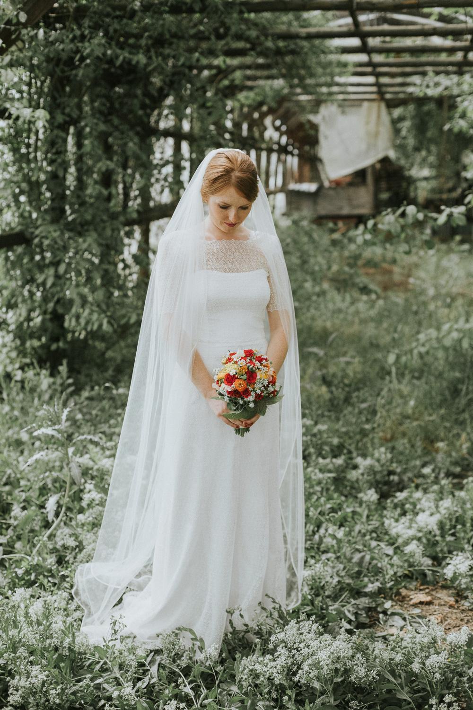 Anita & Philipp - Hochzeitsreportage Gutshof Ladenburg