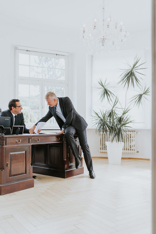 Businessportraits - Corporate Legal Group - Reportage Dokumentation - Pforzheim