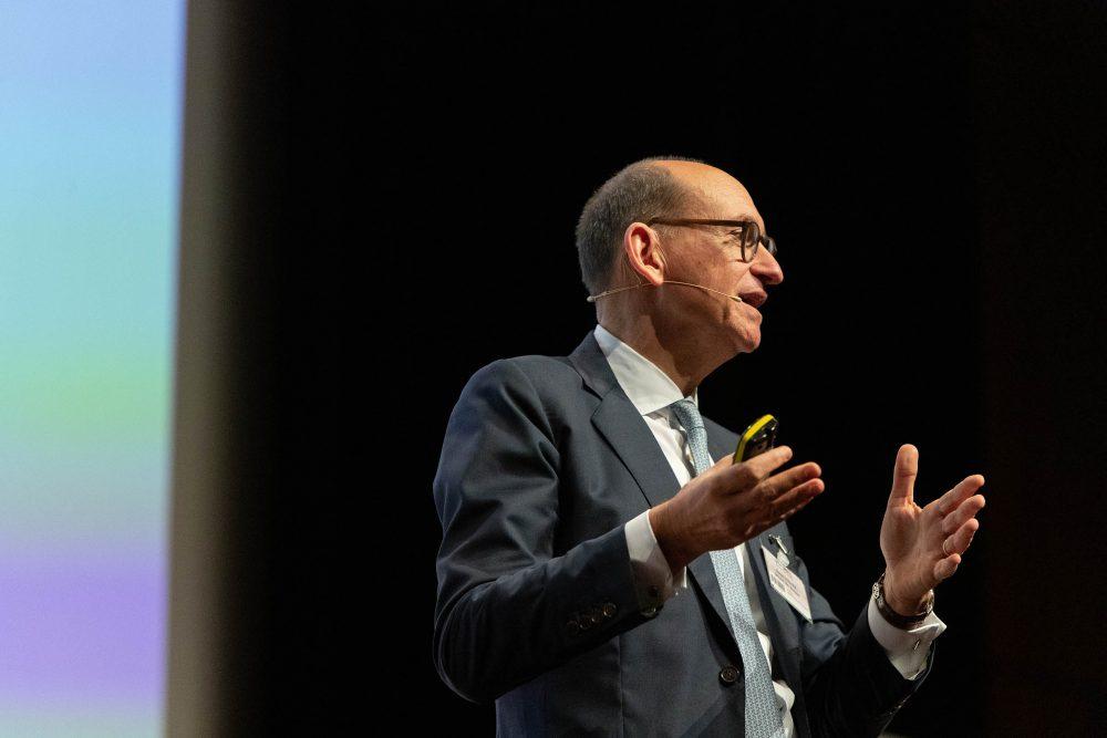 Daniel Stelter, Kongress, Vortrag, Mannheim, FinanzBuch Verlag, Event