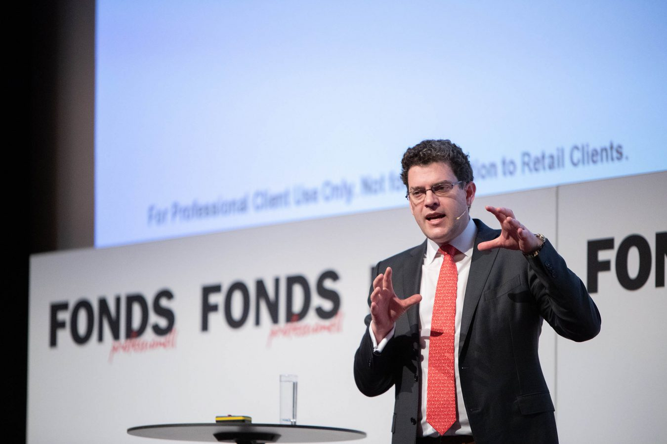 Michael Hasenstab, Kongress, Vortrag, Mannheim, Event, Franklin Templeton