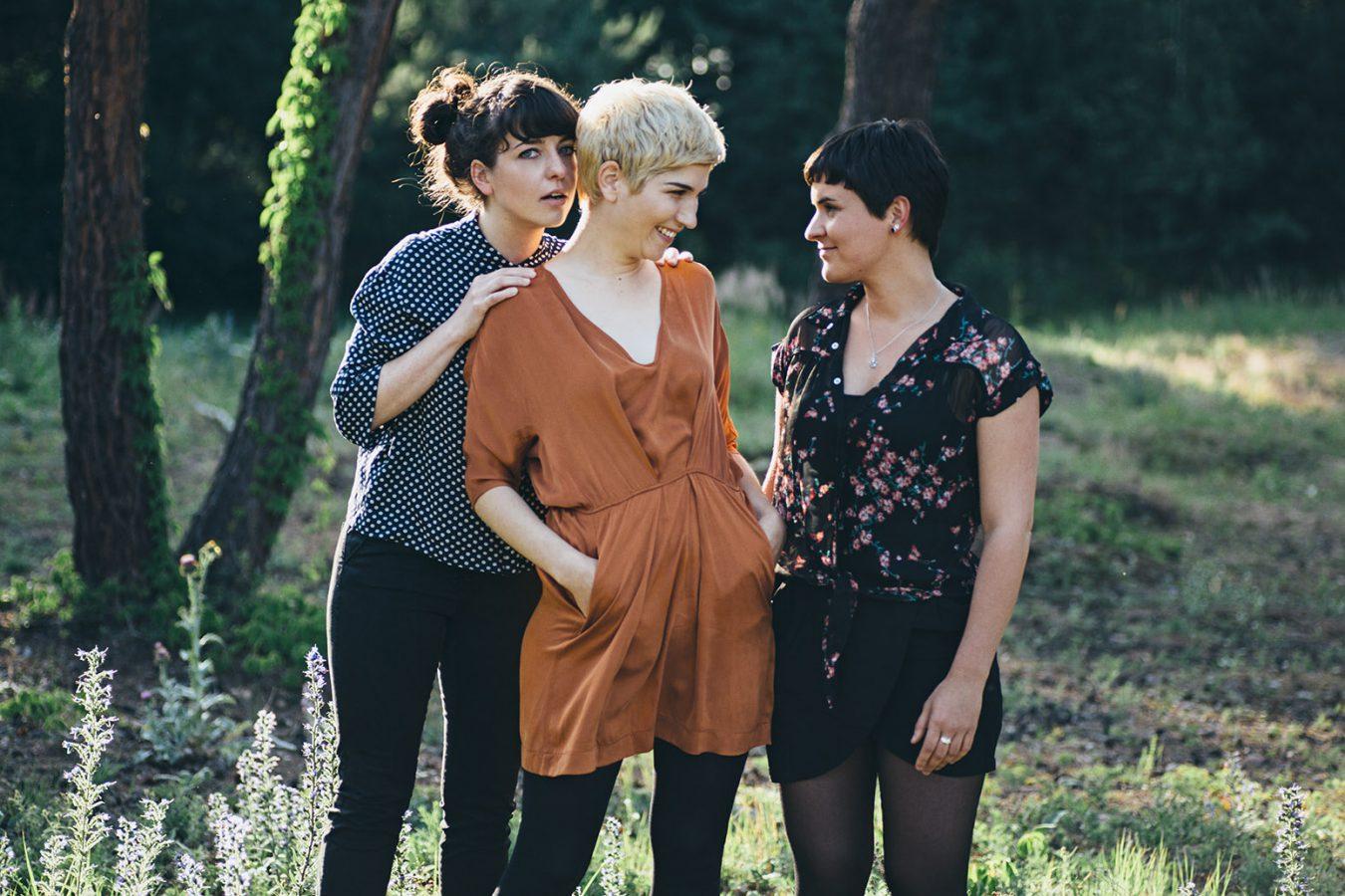 Coucou – Music Promo Shoot & Pressebilder Bandportrait - Mannheim